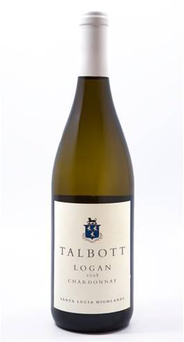 Talbott Logan Chardonnay Bottle Image 2008