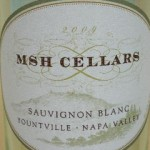 Another Under $10 Steal from MSH - Yountville Sauvignon Blanc