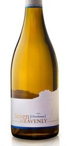 Seven Heavenly Chardonnay Bottle