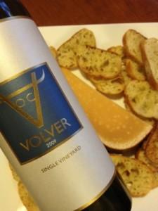 2009 Volver Bottle