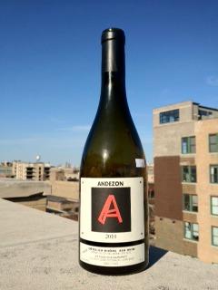 Andezon 2010 Bottle Shot