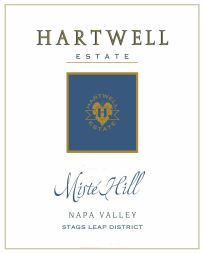 2008 Hartwell Miste Hill Label