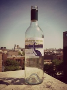 2011 Infamous Goose Sauv Blanc