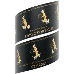 Director's Cut Label