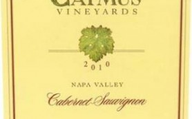 Caymus Label 2010