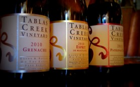 Tablas Creek Bottle Shots Small