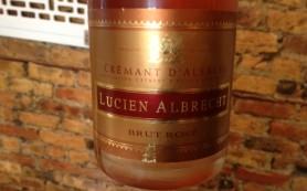 Lucien Albrecht Cremant Brut Rose