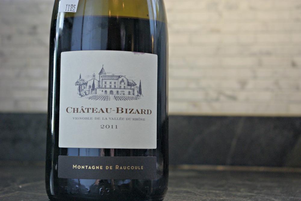 Chateau Bizard 2011