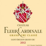 93 Point Bordeaux for $34 - 2012 Fleur Cardinale (RP93 $33.95)