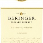 A Wine I Buy Every Year - Beringer Private Reserve Cabernet (RP95, $89.95)