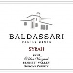 A Killer Single Vineyard Sonoma Syrah for $17