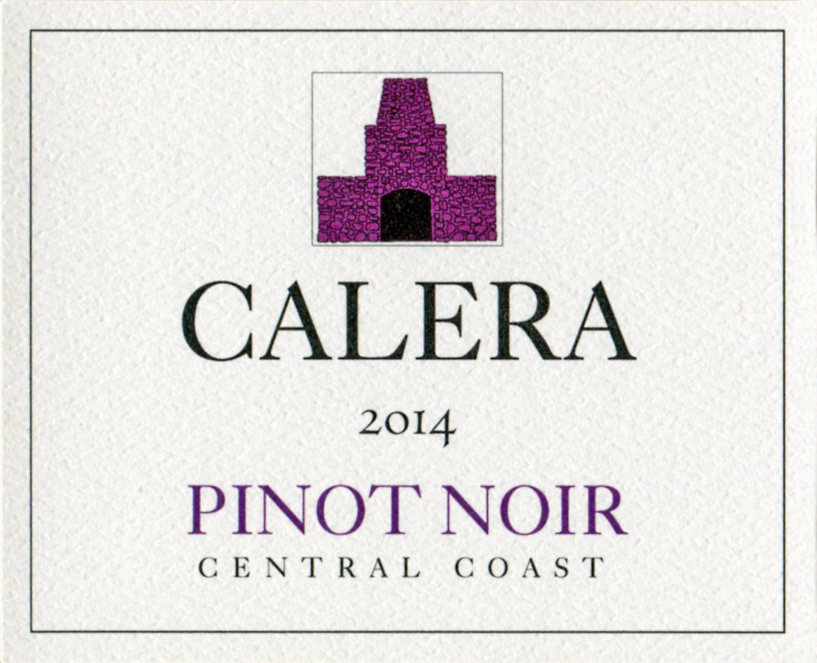 Calera Central Coast Label