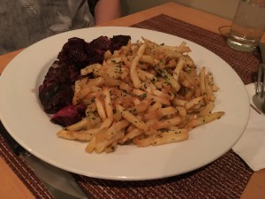 Nook Steak Frites